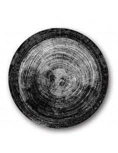 Tanjir Ischia Black Round 26cm pakovanje 6 komada